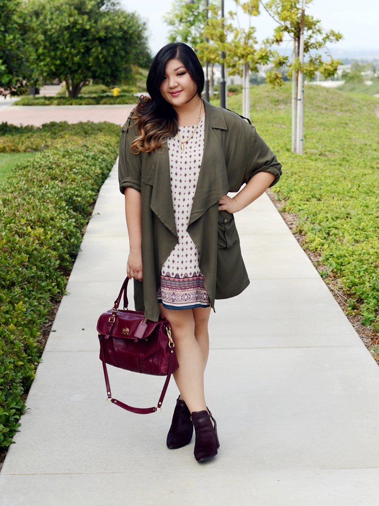 24 plus-size outfit ideas for fall - plus-size style inspiration