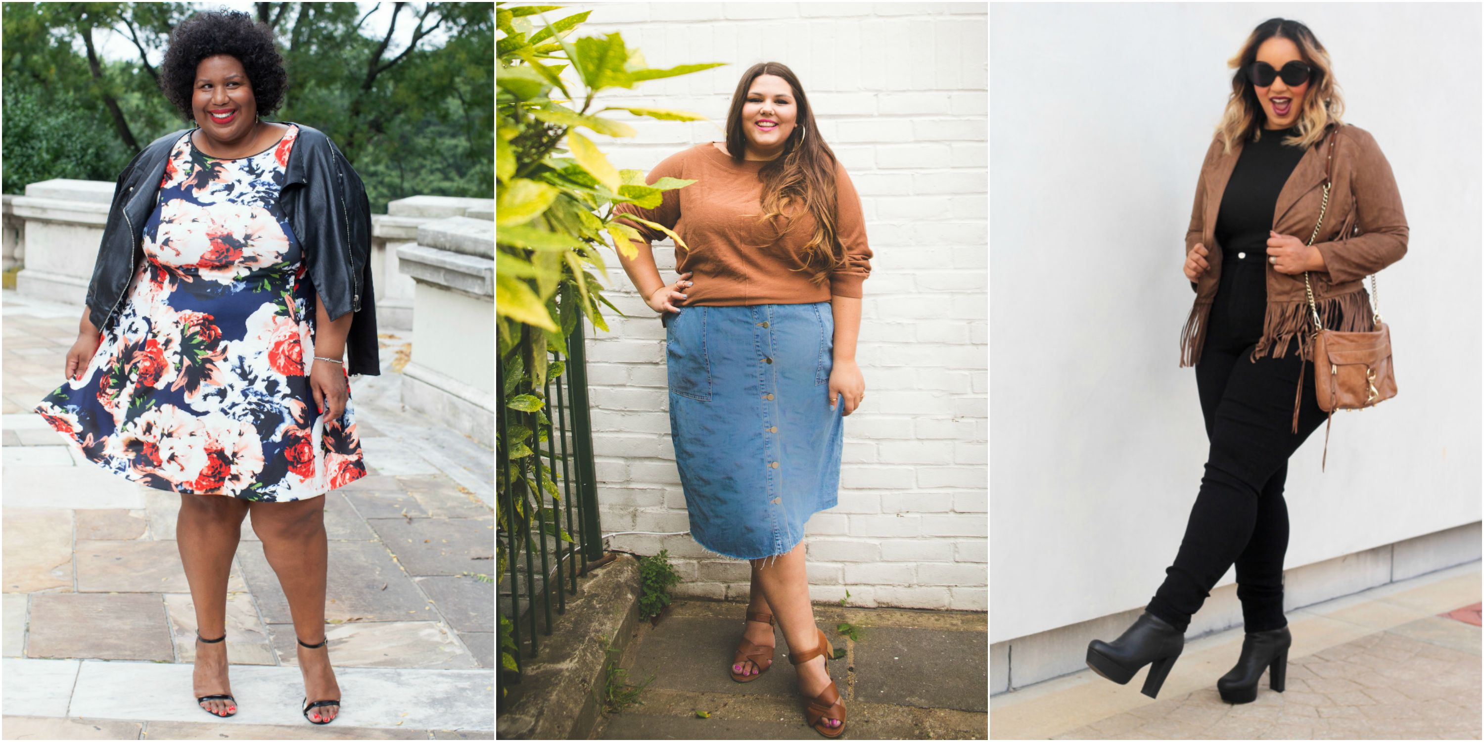 24 Plus Size Outfit Ideas for Fall Plus Size Style Inspiration