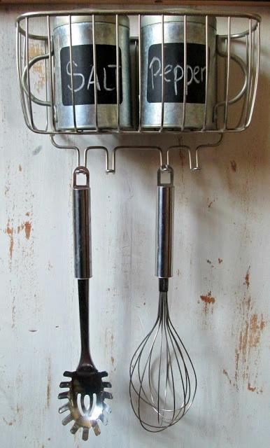 keep kitchen essentials handy