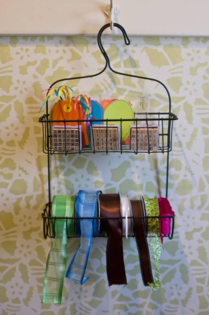 How to Organize With Shower Caddies - New Uses for Shower Caddies