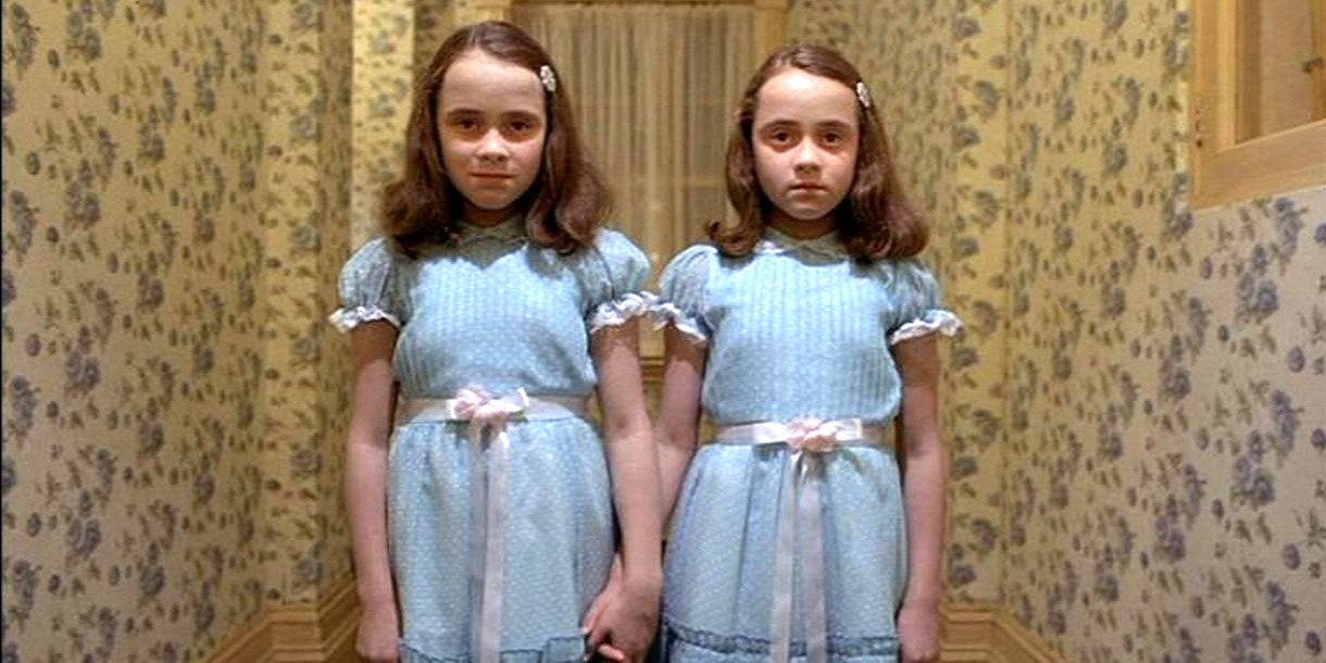 what the twins from the shining look like today   louise