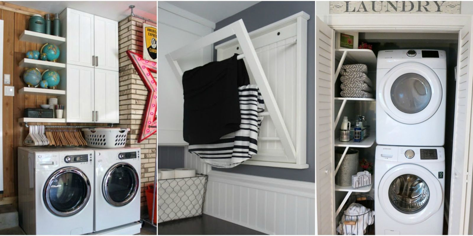 Food Color Combinations Small Laundry Room Organizing Laundry Room Storage