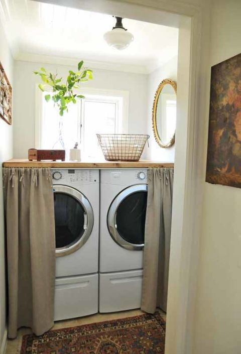 10 Small Laundry Room Organization Ideas Storage Tips for