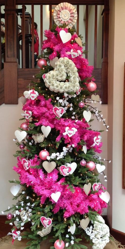 Image result for valentine's tree