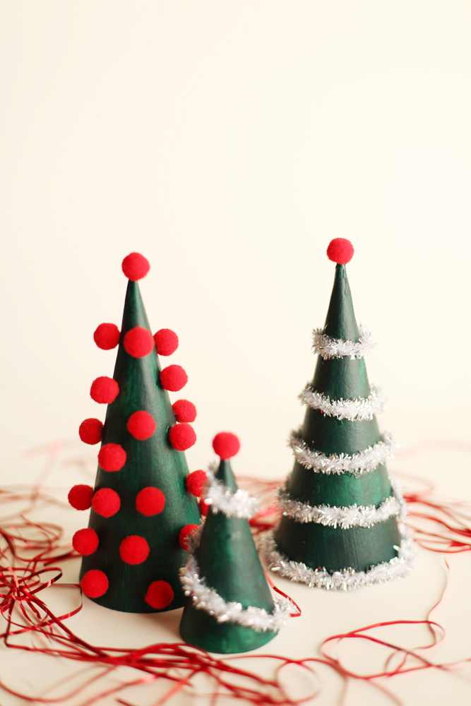 Diy christmas table decorations and table settings - Modern christmas table settings ideas ...