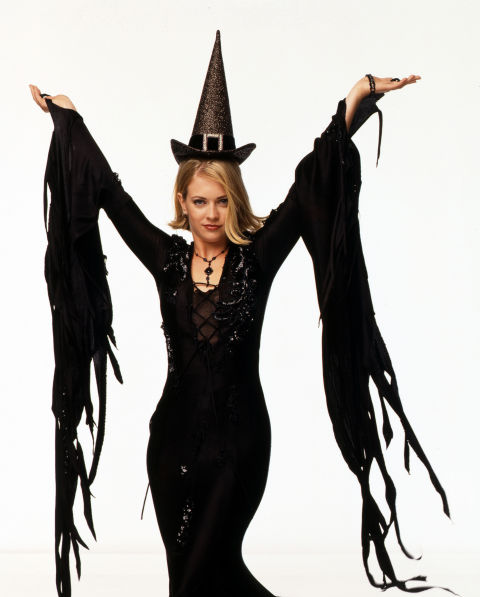 History of the Witch Costume - Popular Halloween Costumes