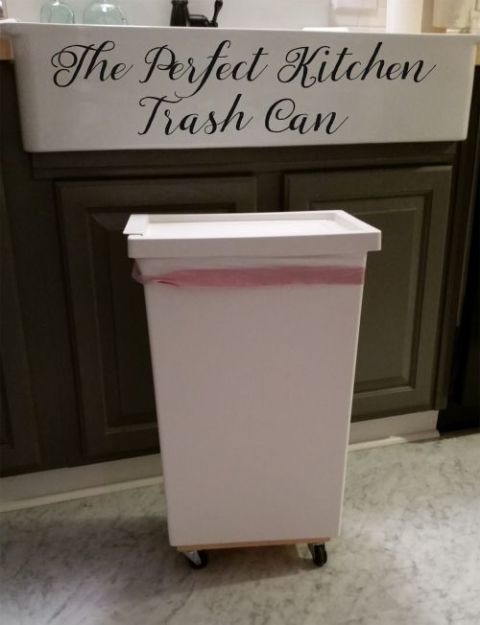 Garbage Can Hacks - How to Organize Your Garbage