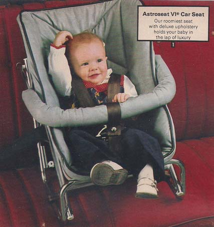 History Of Car Seats The Evolution Of The Car Seat