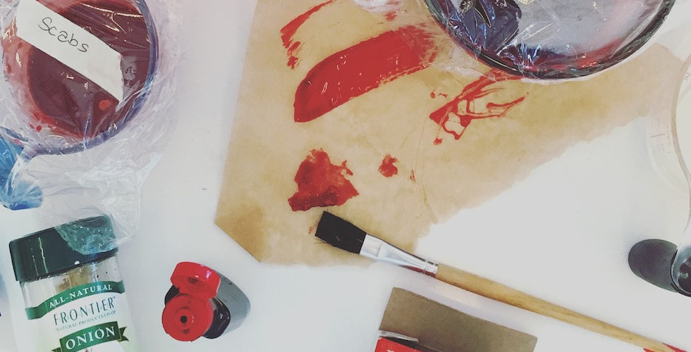 How To Make Realistic Fake Blood For Halloween Halloween Fake Blood Recipes