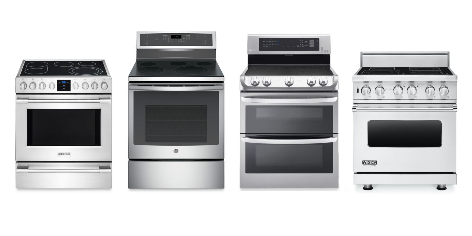 electric ranges on sale