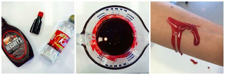 crimson blood - Blood For Halloween