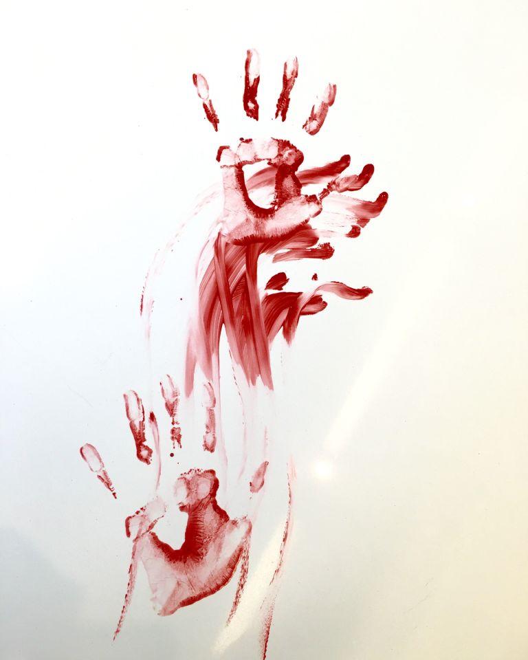 oxygen depleted blood - Blood For Halloween