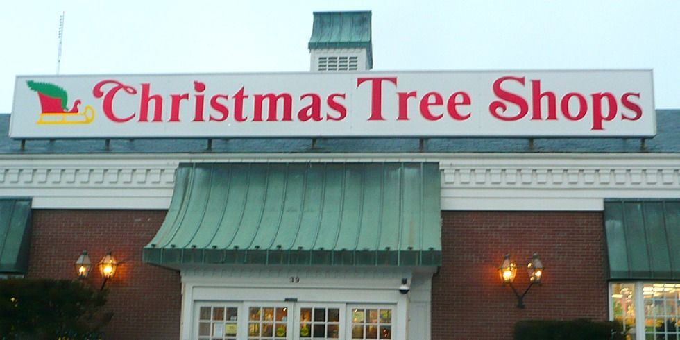 6 Things You Didn't Know About Christmas Tree Shops - Shopping Facts