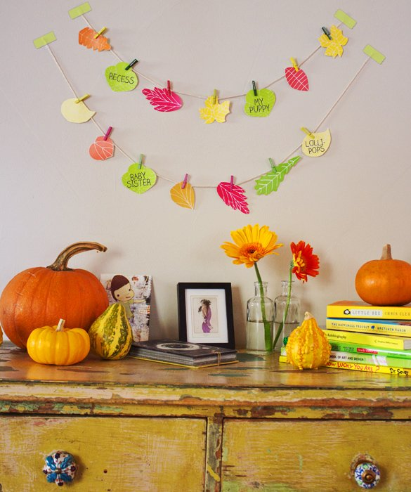 22 Thanksgiving Crafts