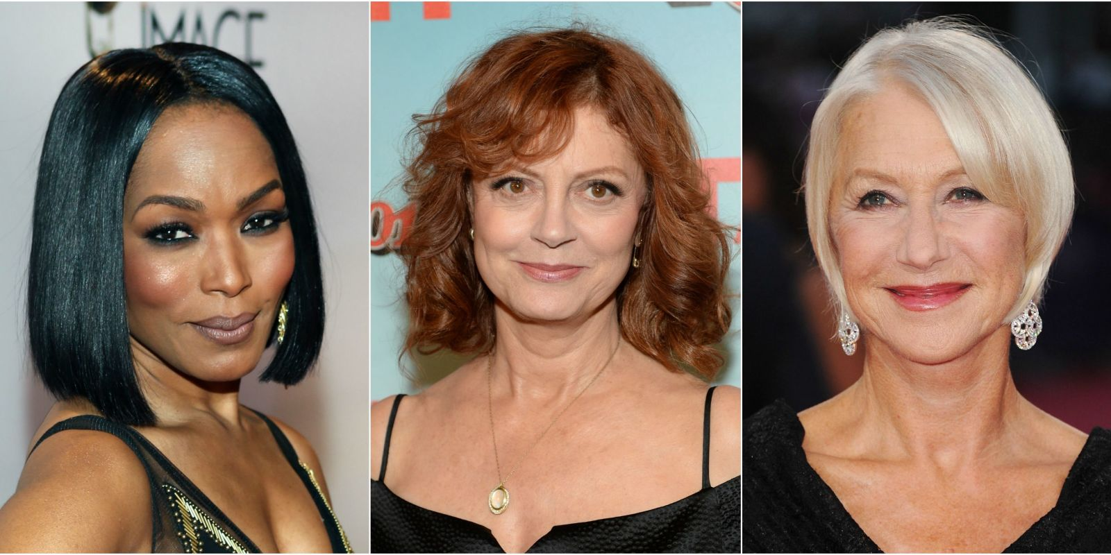 Stupendous Best Hairstyles For Women Over 50 Celebrity Haircuts Over 50 Hairstyles For Women Draintrainus