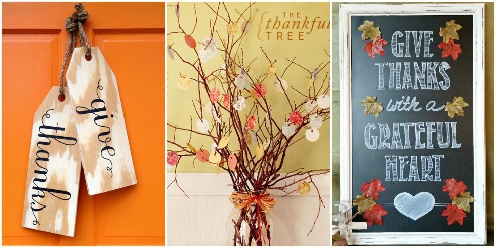 22 Thanksgiving Crafts To Make For Your Harvest Celebration