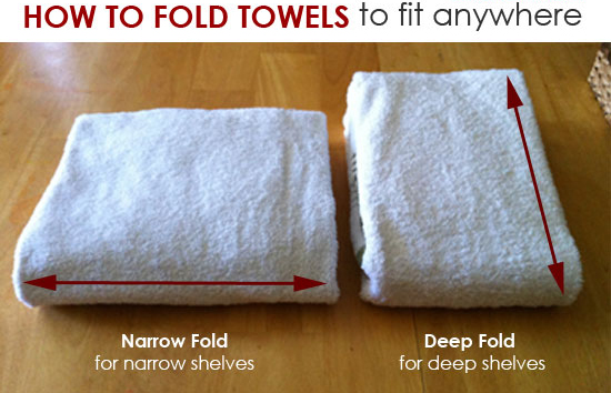 Optimize Your Towel Folding