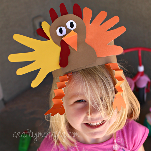 Thanksgiving crafts for kids thanksgiving diy ideas for Thanksgiving turkey arts and crafts