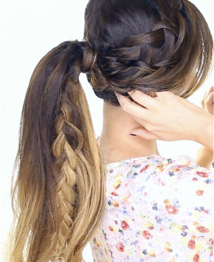 Braid Hair Style Captivating 80 Easy Braided Hairstyles  Cool Braid How To's & Ideas