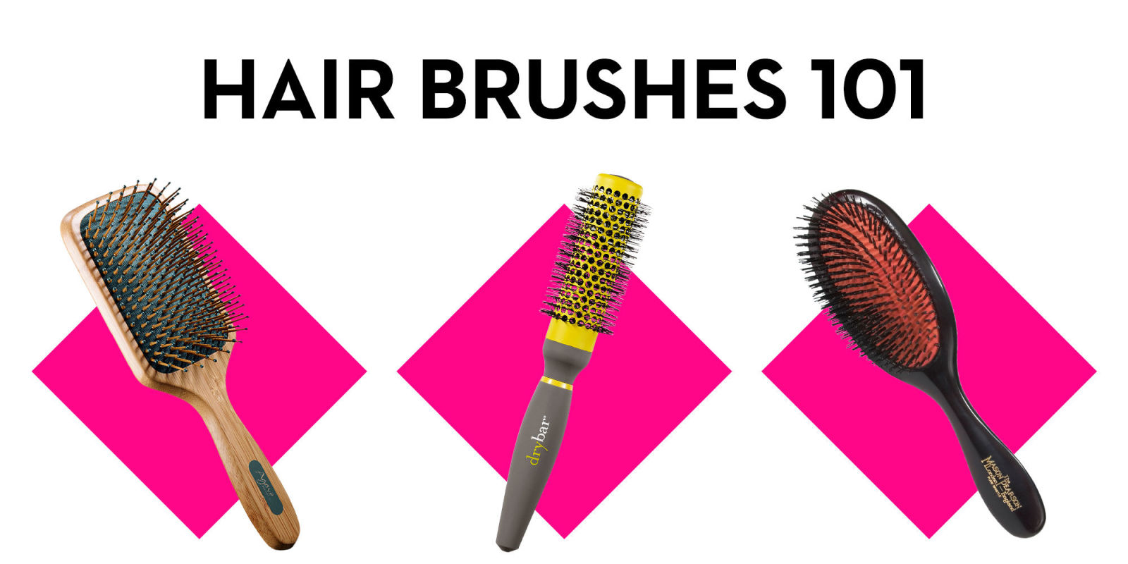How to pick a hairbrush or comb a guide to different types of how to pick a hairbrush or comb a guide to different types of hairbrushes and combs urmus Choice Image