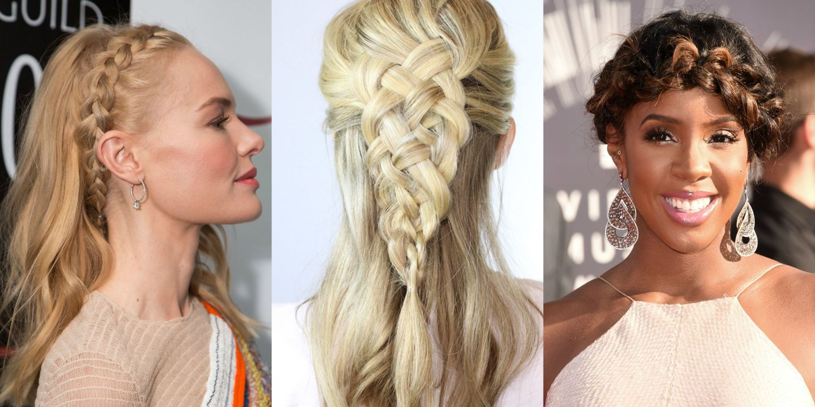 Super 60 Braided Hairstyles Braids Inspiration Amp How To39S Hairstyles For Women Draintrainus