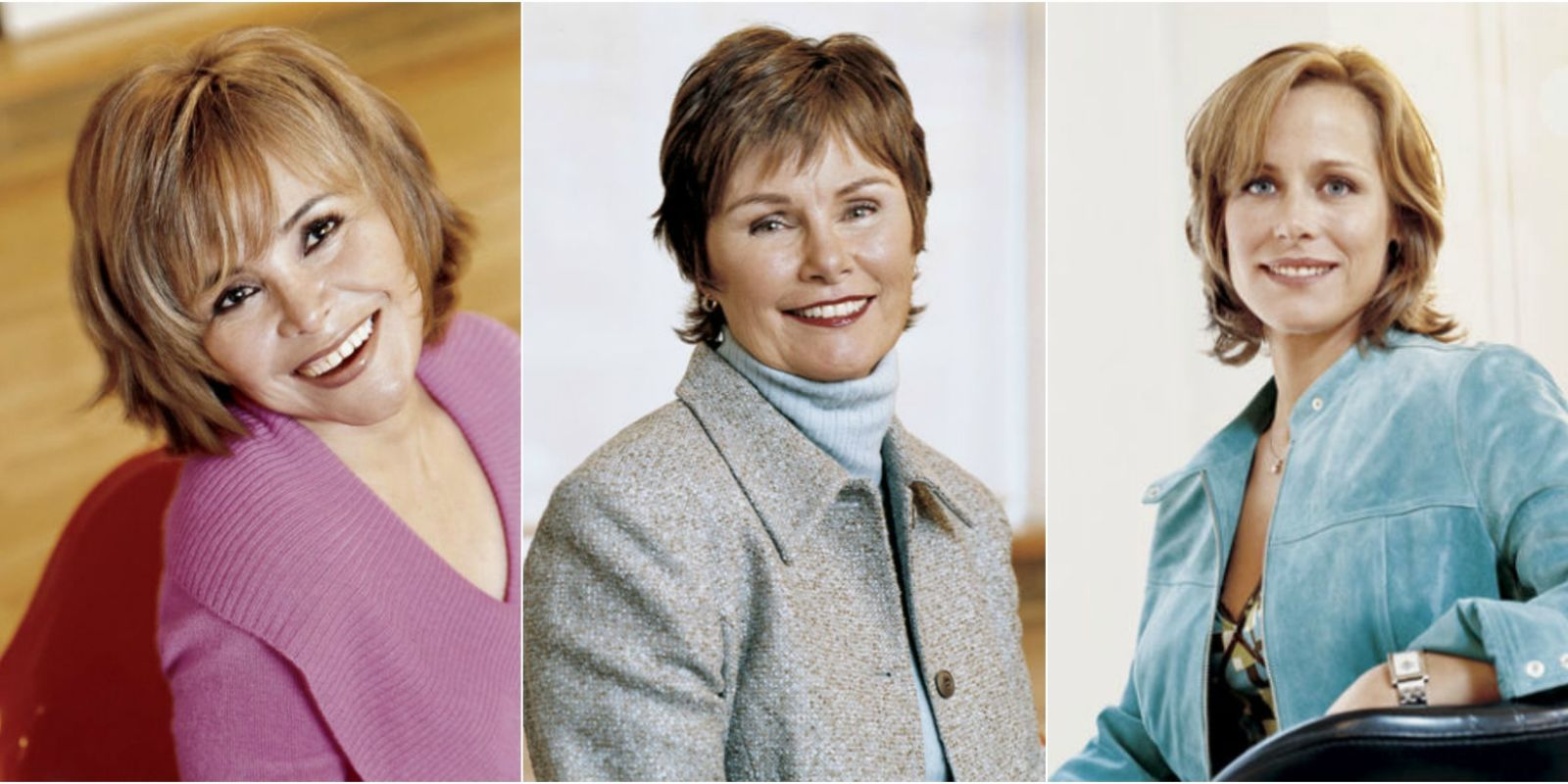 10+ Short Hairstyles For Older Women