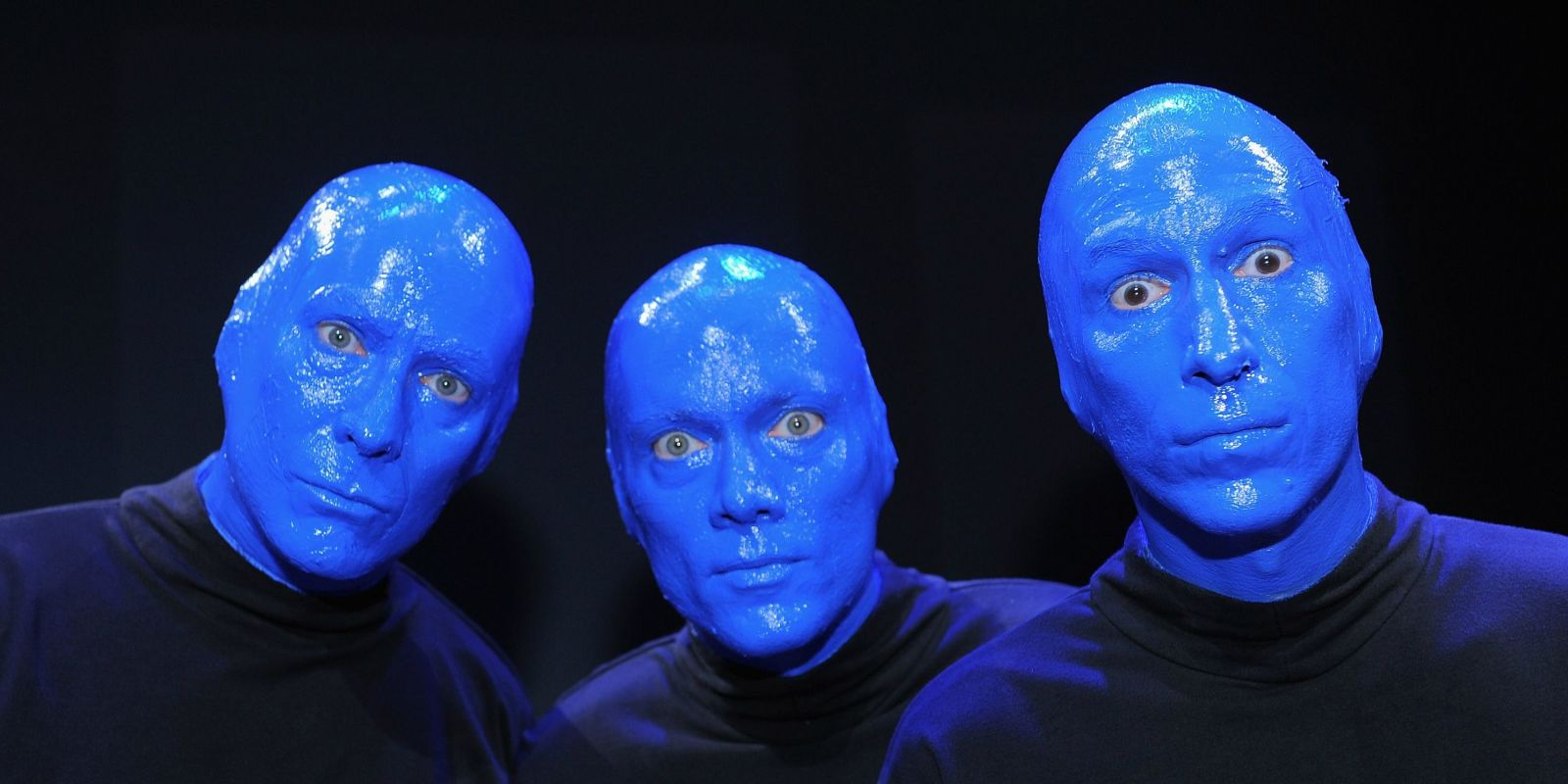 Blue Man Group Halloween 99