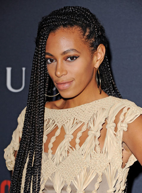 Box braids are individual braids, often fairly thin and typically ...