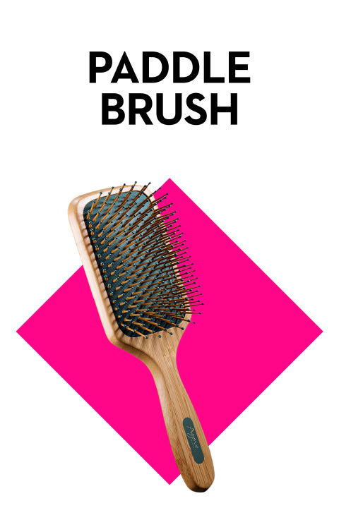 How to pick a hairbrush or comb a guide to different types of paddle brush urmus Choice Image