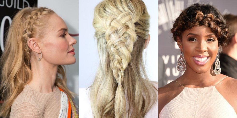 Marvelous 60 Braided Hairstyles Braids Inspiration Amp How To39S Short Hairstyles Gunalazisus