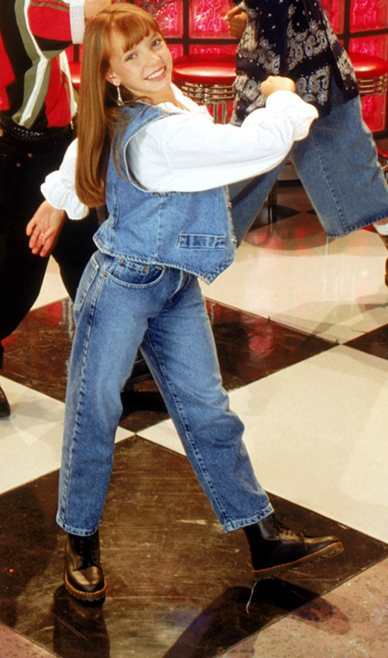 ViralityToday - Christina Aguilera - What She Looked Like ...