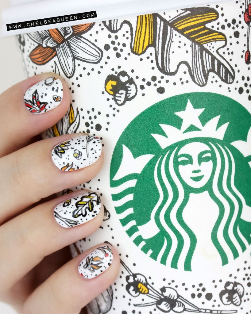 25 Thanksgiving Nail Art Designs - Ideas for November Nails