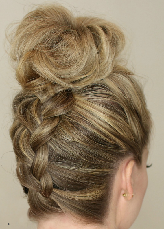 Astonishing 60 Braided Hairstyles Braids Inspiration Amp How To39S Hairstyle Inspiration Daily Dogsangcom