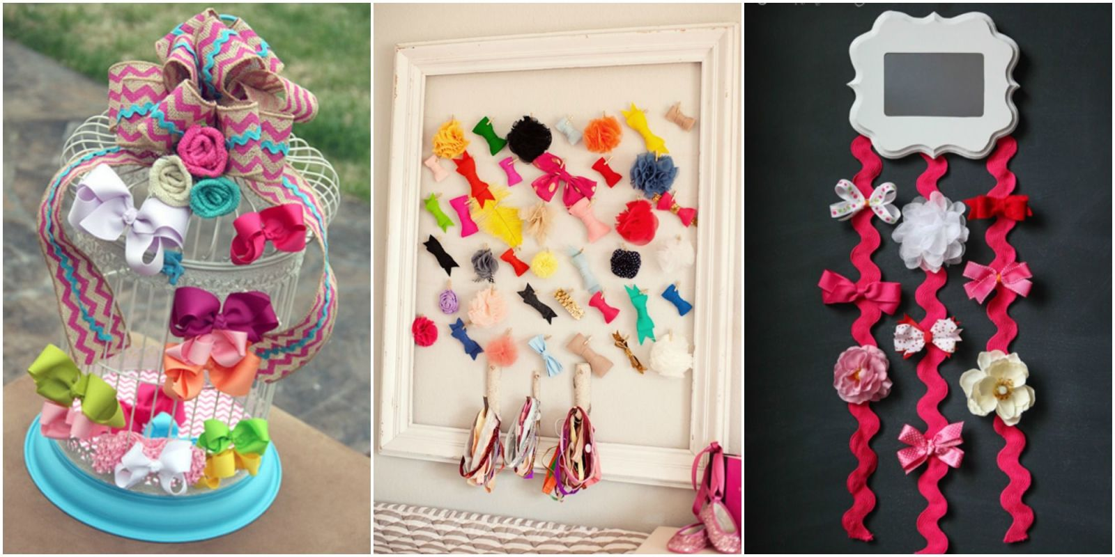 How to organize hair bows - How To Organize Hair Accessories Storage Solutions For Bows And Headbands