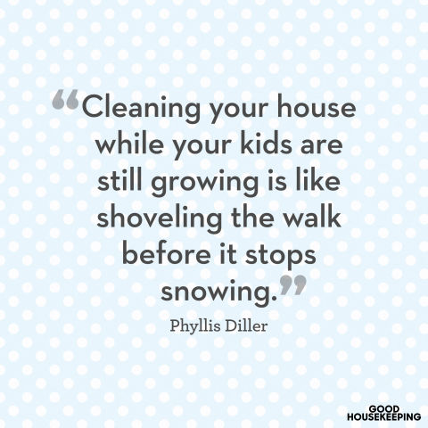 Cleaning Quotes Best 11 Famous Quotes About Cleaning And Organizing  How You Feel