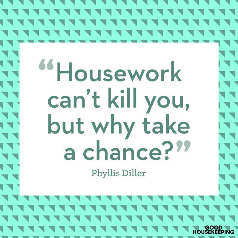 Cleaning Quotes Extraordinary 11 Famous Quotes About Cleaning And Organizing  How You Feel