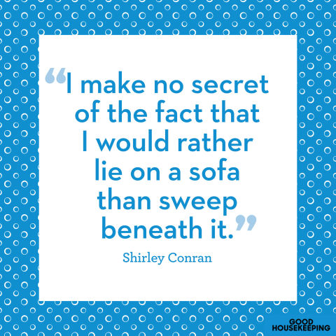 Housekeeping Quotes Fascinating 11 Famous Quotes About Cleaning And Organizing  How You Feel