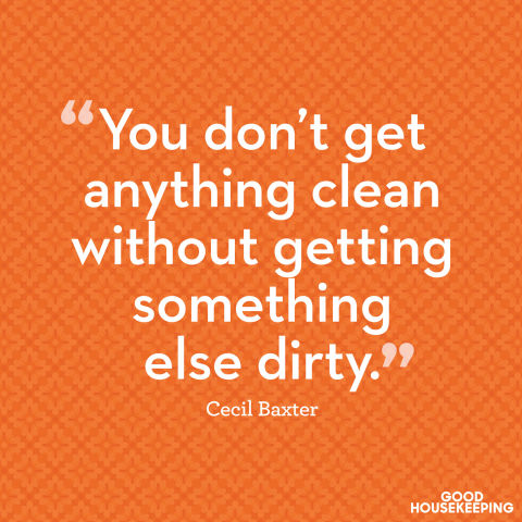 Housekeeping Quotes Cool 11 Famous Quotes About Cleaning And Organizing  How You Feel