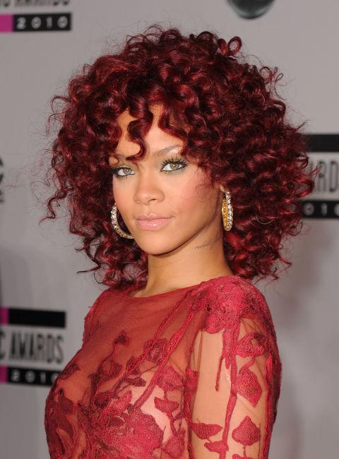 15 Burgundy Hair Color Ideas - Celebrity Burgundy Hairstyles