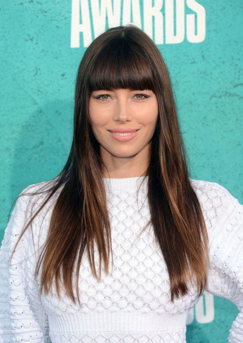 25 Hairstyles With Bangs Photos Of Celebrity Haircuts