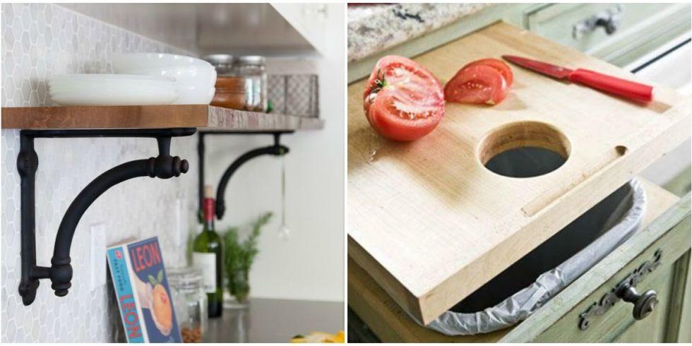 10 photos - Small Kitchen Countertop Ideas