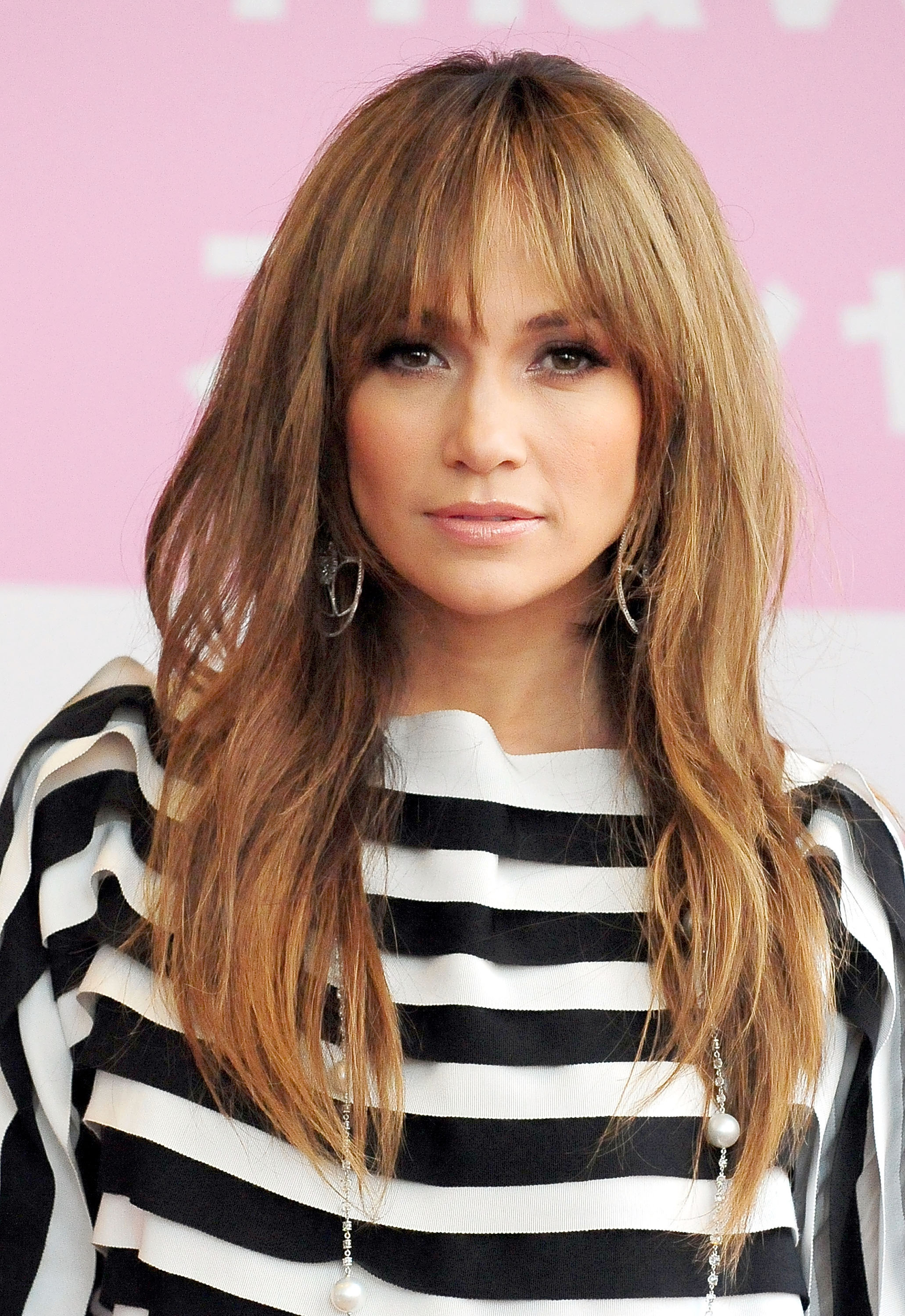 Miraculous 25 Hairstyles With Bangs Photos Of Celebrity Haircuts With Bangs Short Hairstyles Gunalazisus