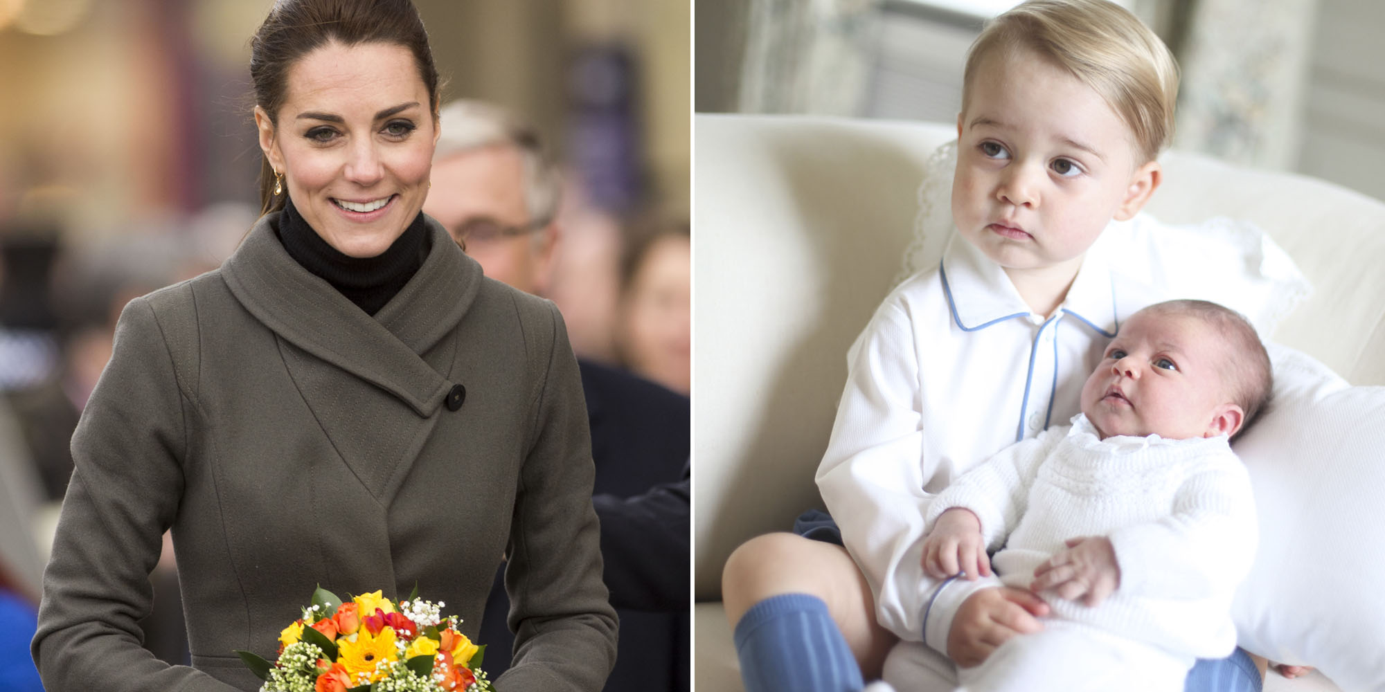 Kate Middleton Talks About Christmas and Kids - Duke and ...