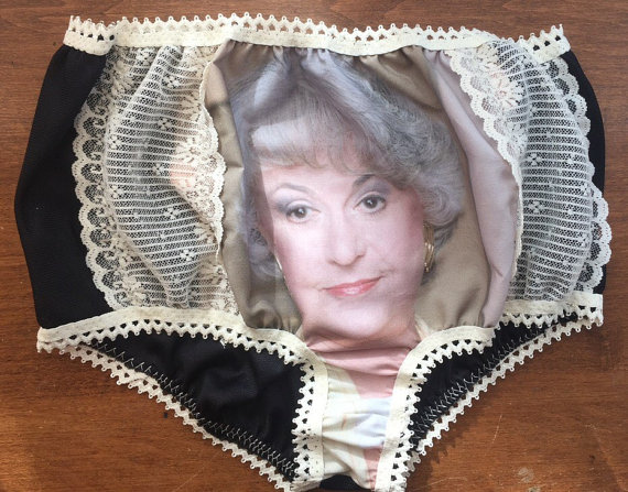 Every Woman Needs These Quot Golden Girls Quot Granny Panties