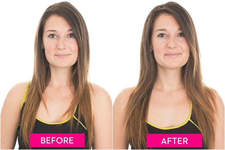 How to get thicker hair 11 tips for making hair look thicker 9 use your dry shampoo in a whole new way pmusecretfo Choice Image