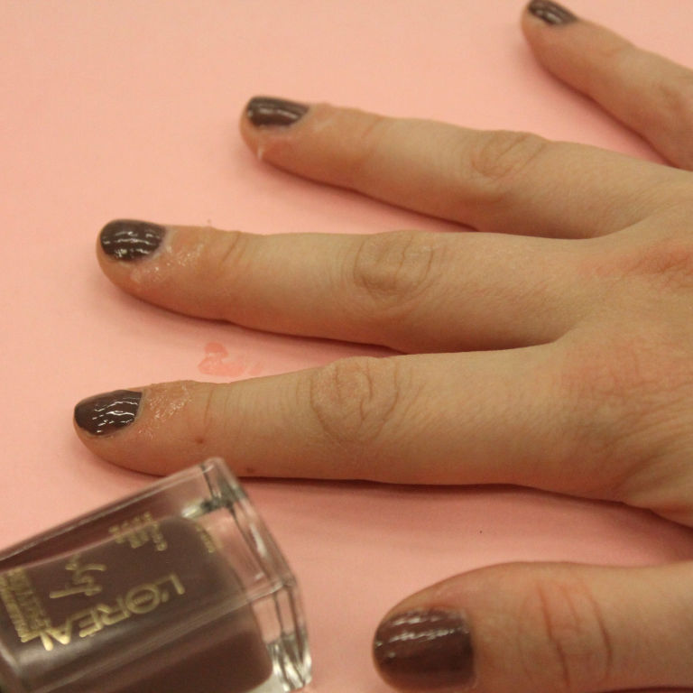 How to paint your nails without getting polish on fingers paint on your polish prinsesfo Images