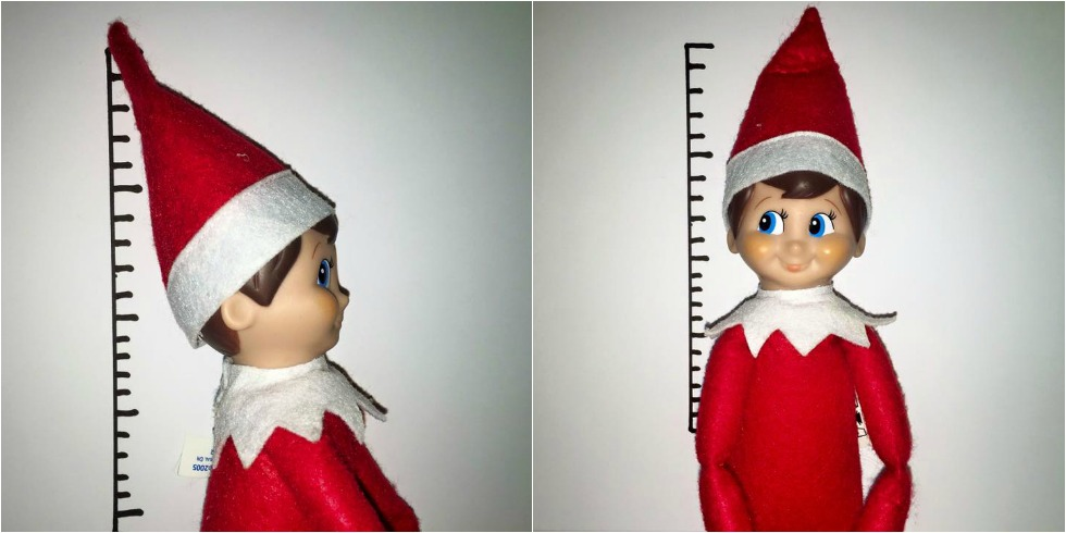 Elf On The Shelf Is The Cutest Wanted Person Elf On The