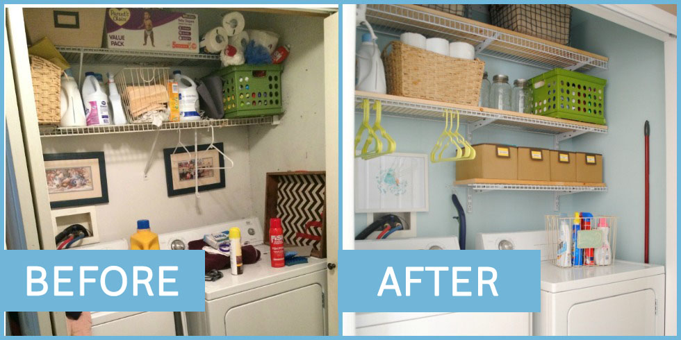 20 Home Organization Ideas Makeovers For House