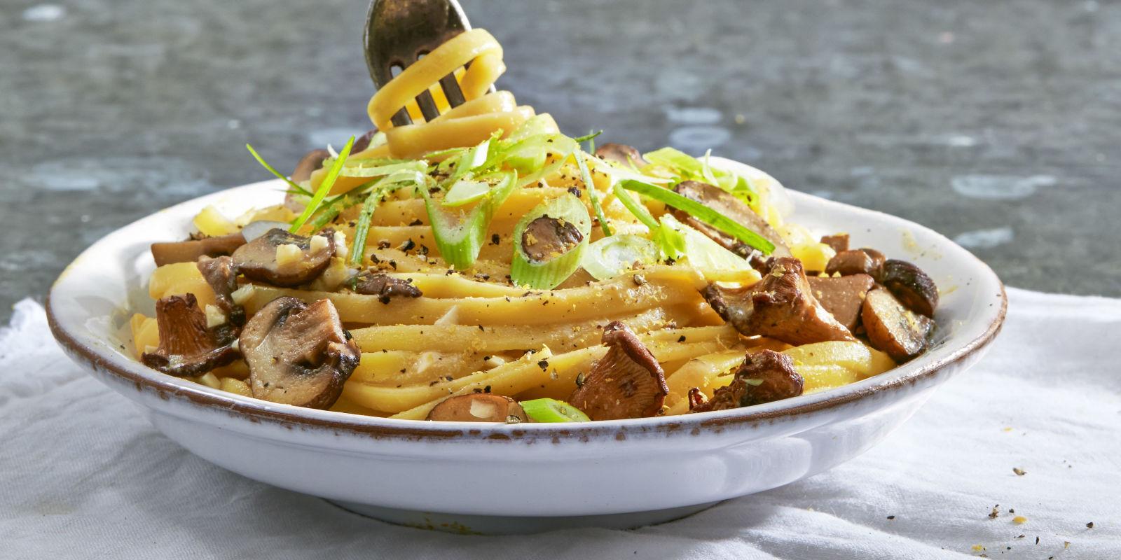 recipe: vegetarian linguine recipes [4]