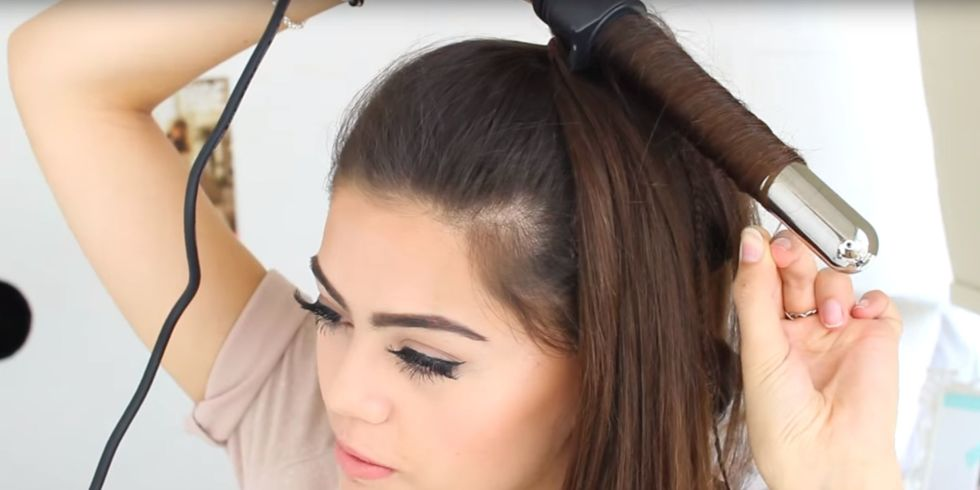 easy ways to curl your hair
